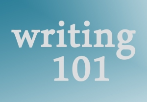 Writing 101 Graphic